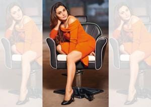 She's  has had just five films out in seven years.  But Rani Mukerji continues to rule. Dress: Warehouse; Shoes: Chanel; Pendant: Alex Monroe; Styling:  Leepakshi Ellawadi; Make-up: Vidyadhar Bhatte; Hair: Susan Emmanuel
