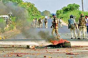 The Malwa region witnessed a violent protest by farmers in June last year demanding higher prices for their produce.