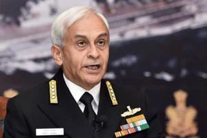 Admiral Sunil Lanba said the navy is focused on achieving an ideal balance between the available budget and modernisation plans through indigenisation and prioritisation.