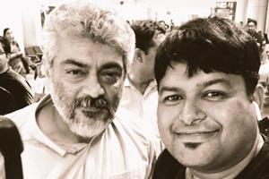 S Thaman has given music for films such as Kick, Aagadu and has now being signed for Rohit Shetty's Golmaal 4. Ajith will soon begin work on Viswasam with Siva.