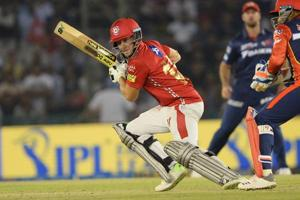 David Miller has played 68 matches for Kings XI Punjab scoring 1613 runs.