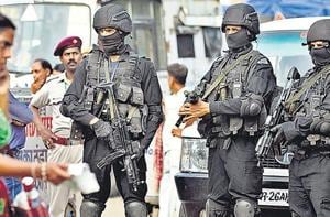 The National Security Guards have also been asked to train both Jammu and Kashmir State Police and CRPF in counter-terror operations in densely populated areas.