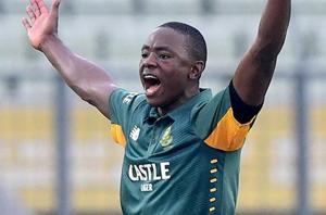 Kagiso Rabada is currently out of cricketing action with a back injury.