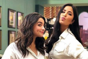 Katrina Kaif and Alia Bhatt had made a pact to star in a movie together.