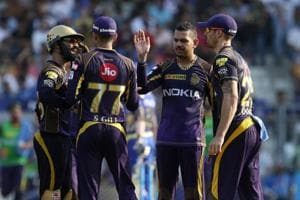 Kolkata Knight Riders will look to boost their IPL 2018 play-off hopes with a win over Mumbai Indians.