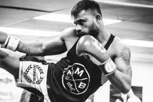 Bharat Khandare had made his UFC debut last year.