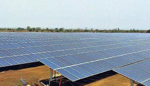 LU is the first state university to have such an agreement for generation of solar power.