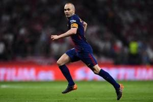 Football Federation Australia's website indicated it planned to contact Andres Iniesta's agent after he announced he will leave FC Barcelona at the end of the season.