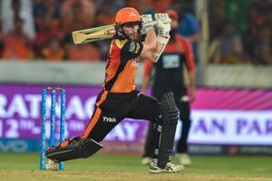 Sunrisers Hyderabad skipper Kane Williamson has scored 410 runs so far in IPL 2018.