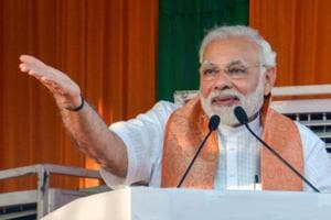 Officials said PM MOdi will be working on trust-building measures with Nepal.