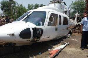 The state government decided to buy Sikorsky S76-D helicopter following crash landing of its chopper Sikorsky S-76C++ in Latur in May last year.