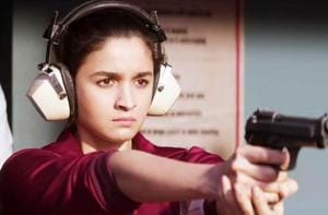 Raazi has a terrific lead in Alia Bhatt.