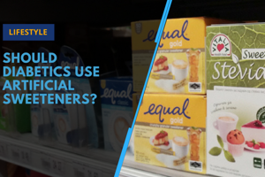 Should diabetics use artificial sweeteners? The debate continues