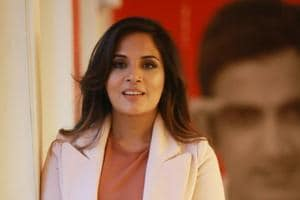 Actor Richa Chadha will soon be seen in a theatre play.