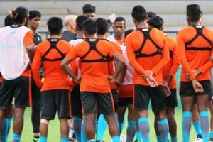 The Indian football team players called up for camp will assemble in Mumbai on May 16.
