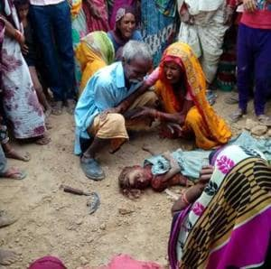 Twelve children between 7 and 13 years of age have been killed in Sitapur since November last year, according to the district Administration. Six of these killings occurred last week.