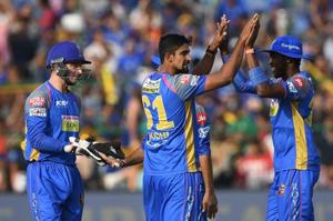 Rajasthan Royals need to win against Chennai Super Kings in order to stay alive for Indian Premier League (IPL) 2018 play-offs.