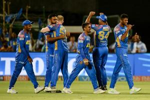 Back to winning ways after a hat-trick of defeats, Rajasthan Royals face a herculean task when they take on Chennai Super Kings in a must-win Indian Premier League (IPL) 2018 match in Jaipur on Friday.