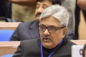 File photo of Chief Justice of Uttarakhand high court K M Joseph in New Delhi.