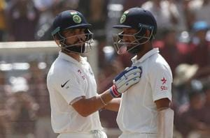 Virat Kohli is playing County cricket instead of facing Afghanistan in a Test, and Cheteshwar Pujara should have followed him, according to Dilip Vengsarkar.
