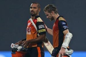 IPL 2018: Sunrisers Hyderabad beatDelhi Daredevils, secure play-off sp...