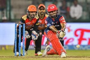 Thanks to Rishabh Pant, Delhi Daredevils took 135 in the last 10 overs to reach 187 against Sunrisers Hyderabad (SRH)in their 2018 Indian Premier League (IPL 2018)match, which eventually didn't prove enough.