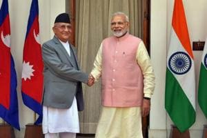 Nepal at top of India's Neighbourhood First policy: Modi
