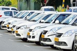 Brand new app-based 'S3' cabs are ready to hit city roads from Saturday.