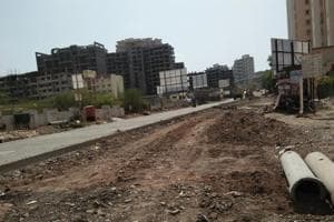 The Shankarrao Madhukar Ghule Patil road has been under construction for the past six years, leaving residents fuming and prone to deadly accidents.