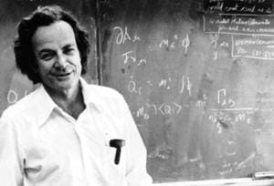 Physicist Richard Feynman would have been 100 years old this month.