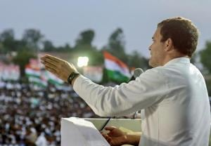 For several months now, starting from before the Gujarat elections, Gandhi has seemed a different person