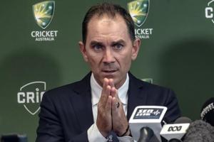 Justin Langer has taken over as the coach of the Australian cricket team following the departure of Darren Lehmann.