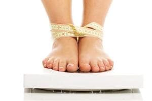 Watch out for weight gain or if you are not losing weight despite exercising regularly or following a strict diet plan.