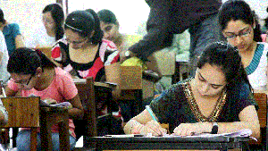 According to an official from DHE, the number of aspirants have increased due to the efforts of private BEd colleges, who reluctantly signed up for the government CET.