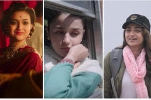 Mahanati, Raazi and Hey Jude have one thing in common, strong female lead roles.