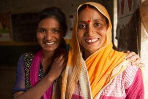Geeta Devi decided not to allow her husband to marry off their daughter before she turned 18.