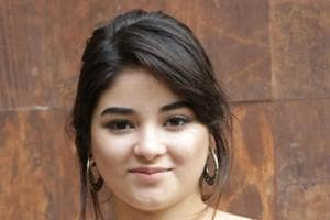 Actor - Zaira Wasim