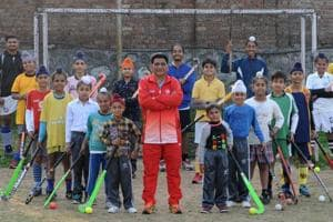 From a life lost to lives nurtured - the story of Kurali's Gopal Hockey Academy