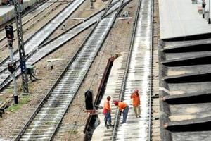 The Indian Railways is undergoing a phase of upgrades and renewal of tracks.
