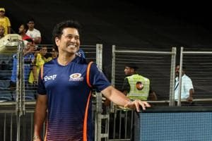 """""""She is the one who can take place of all others but her place cannot be taken by any other,"""" posted Sachin Tendulkar on Twitter on the occasion of Mothers Day."""
