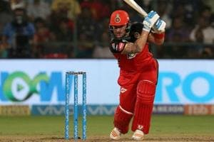 File photo of Brendon McCullum playing a shot while representing Royal Challengers Bangalore in IPL 2018.