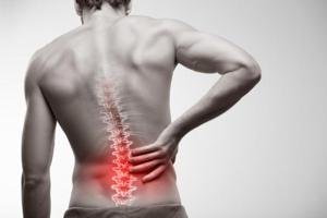 Lower back pain can be reduced by practicing certain exercises.