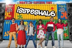 The six performers of Isspeshal 6 have all overcome disabilities such as autism and dyslexia and even blindness.