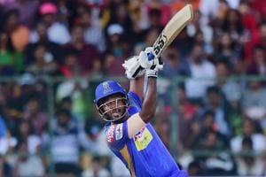 Rajasthan Royals' Sanju Samson is seen as Indian cricket's next rockstar by Shane Warne.
