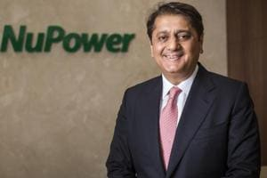 Deepak Kochhar, founder-CEO and managing director of NuPower Renewables, a Mumbai-based wind energy producer.