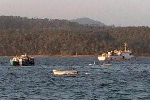 Chief minister N Chandrababu Naidu ordered authorities concerned to immediately start rescue operations.