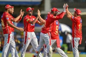 Kings XI Punjab (KXIP), who play Mumbai Indians (MI)next, have a two-point advantage, but are also fighting to stay alive in the tournament. They have lost the early momentum and are in a freefall.