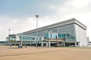 This is the second time in 12 months that the Chandigarh international airport has been closed to extend its runway.