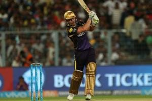 IPL highlights KKR vs RR - Chris Lynn top-scored for Kolkata Knight Riders against Rajasthan Royals in a crucial Indian Premier League (IPL) 2018 match at the Eden Gardens Cricket Stadium in Kolkata onTuesday.