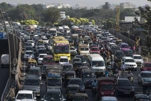 The number of vehicles touched almost the 80 lakh mark in MMRin March